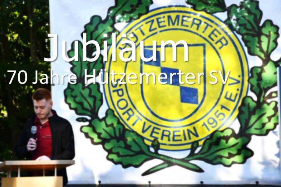 Jubiläum: 70 Jahre Hützemerter SV